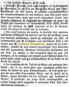 Journal des Débats politiques et littéraires (Sources: Gallica)